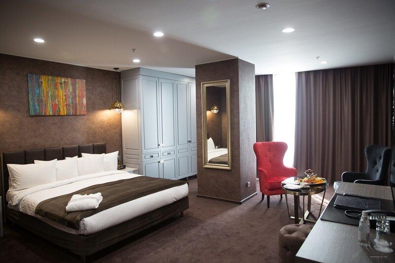 Бутик-отель Maqan Hotel Almaty