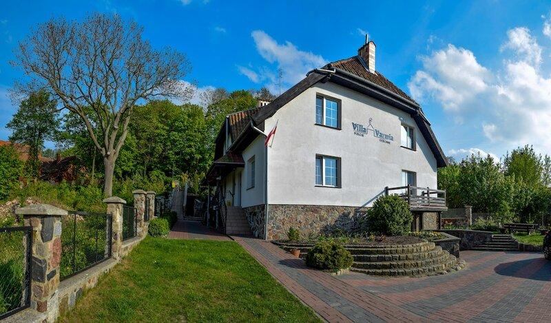 Гостевой Дом Villa Varmia