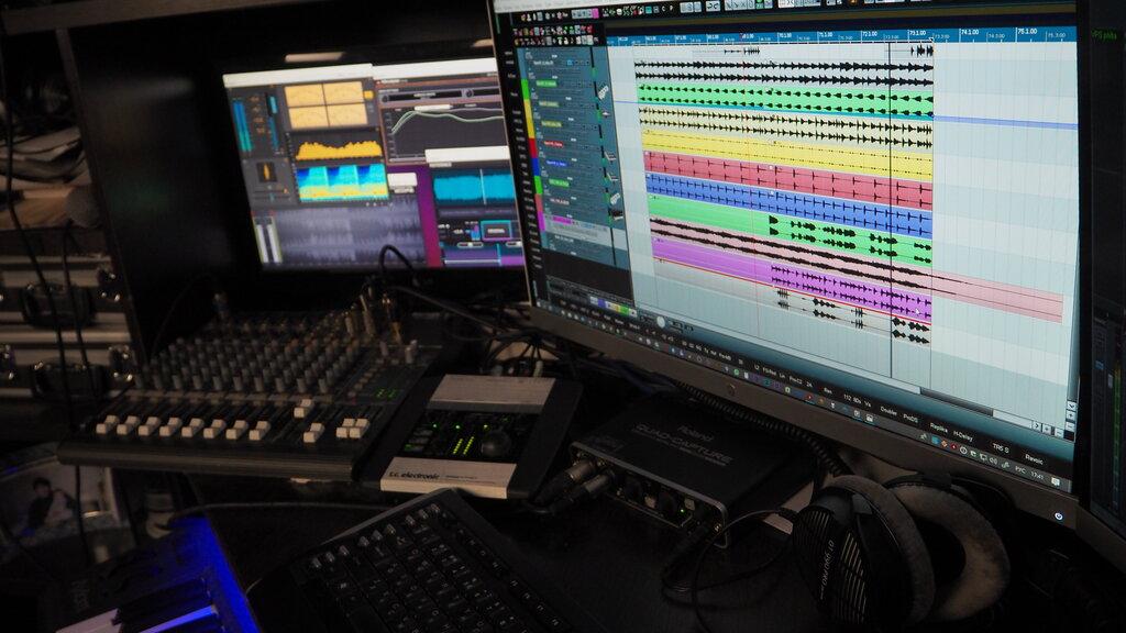 студия звукозаписи — Pre-sound — Тольятти, фото №2