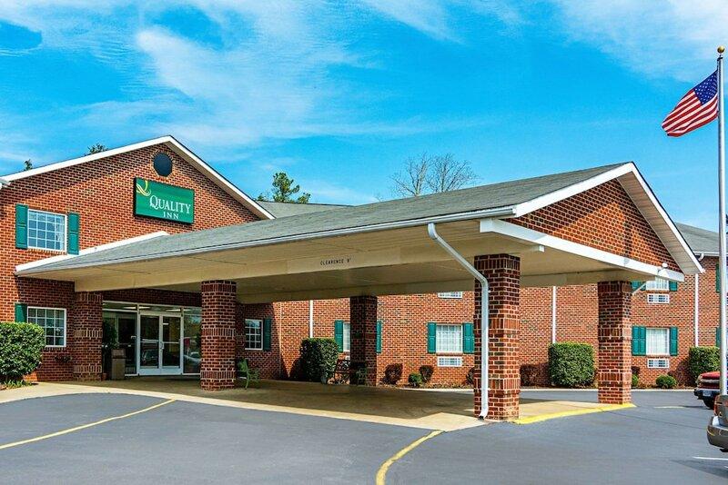 Quality Inn Burkeville Hwy 360 & 460