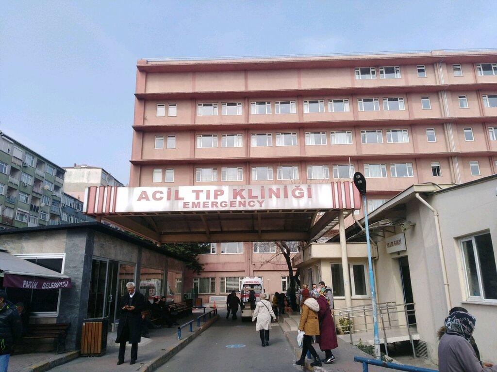 hospital — Istanbul Egitim ve Arastirma Hastanesi — Fatih, photo 2