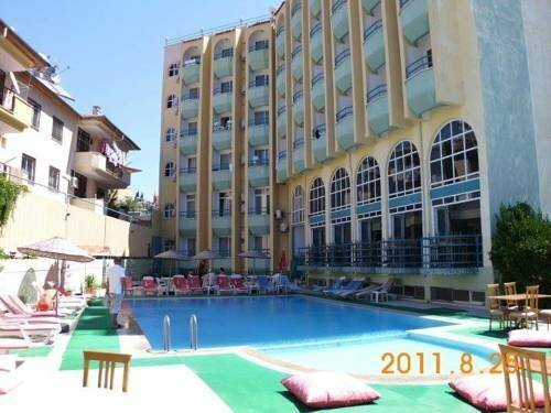Albora Hotel Ķuşadası Aydın