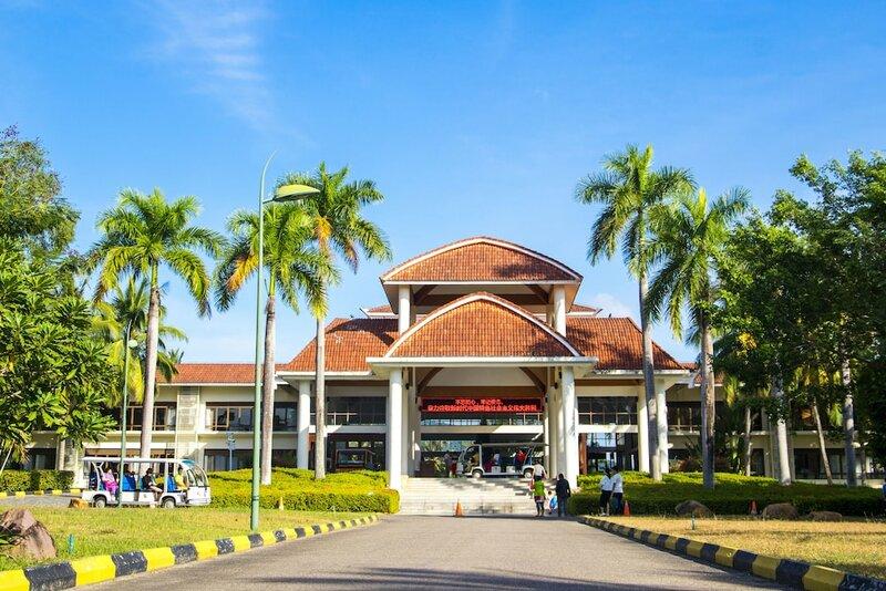 Sanya Pearl River Nantian Hotspring Resort