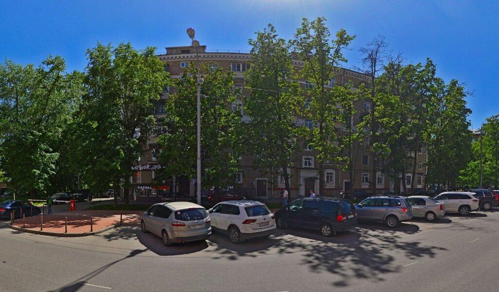 Панорама общеобразовательная школа — Средняя общеобразовательная школа № 224, филиал — Москва, фото №1