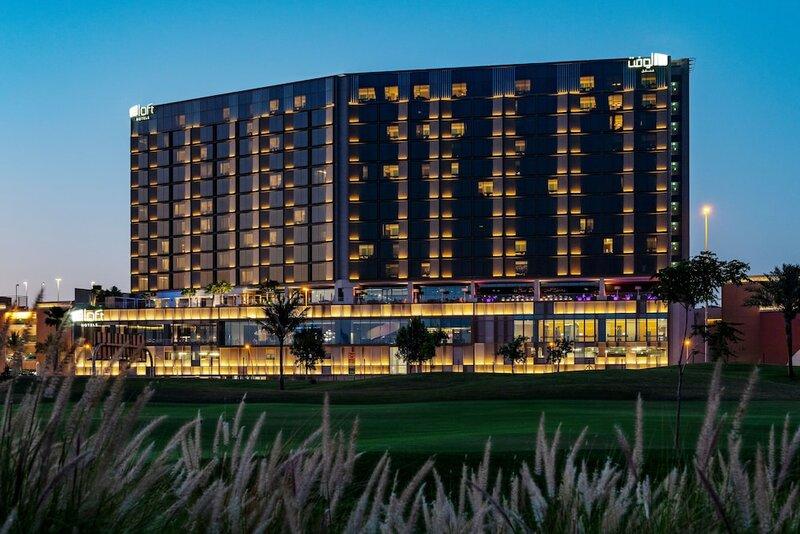 Aloft City Centre Deira, Dubai