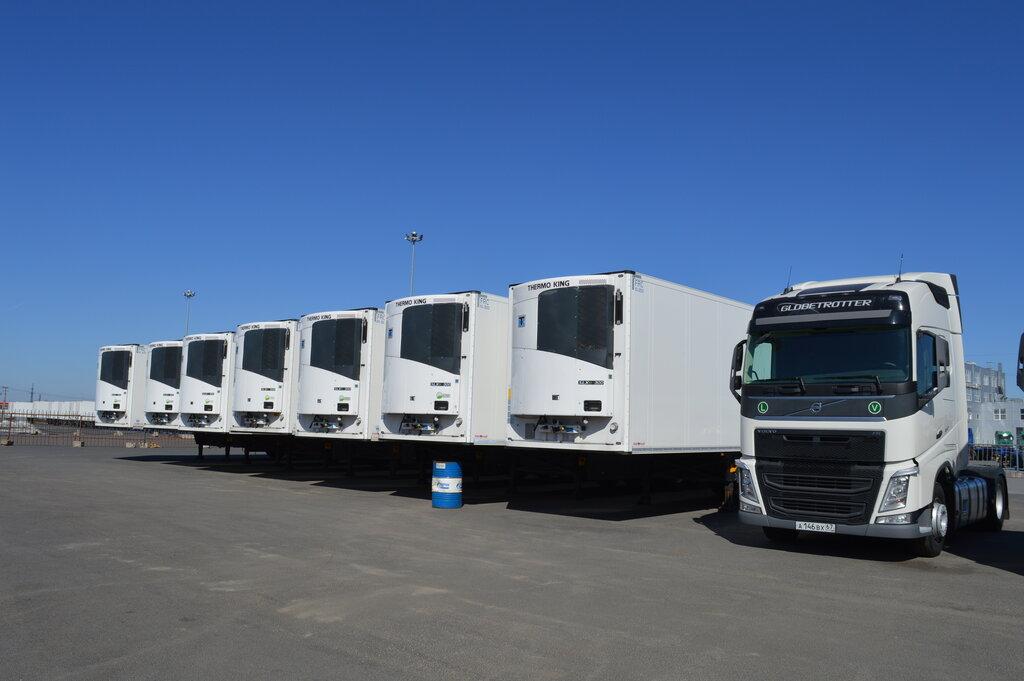 truck sales and services — ClassTrucks — posyolok gorodskogo tipa Krasny Bor, фото №6