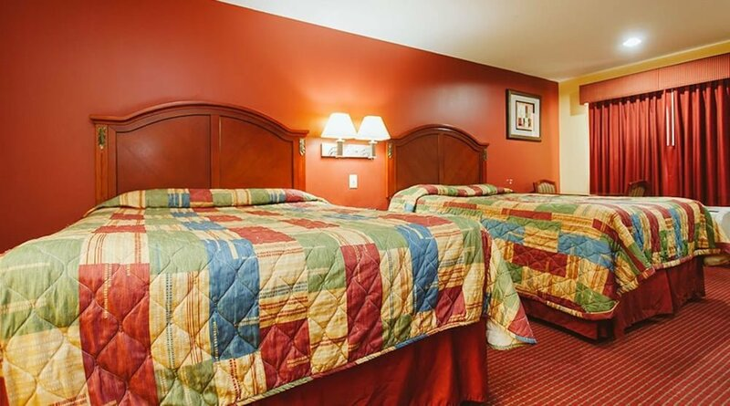 Scottish Inns Suites East Sam Houston Pkwy North