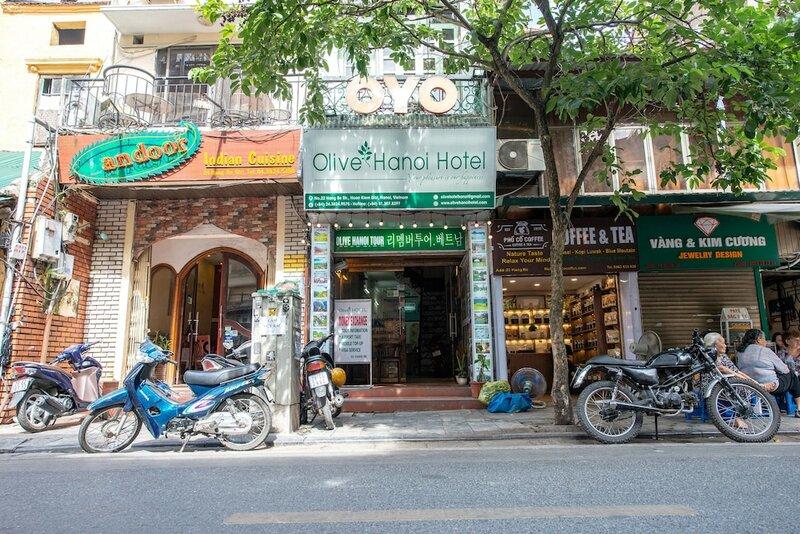 Oyo 248 Olive Hotel