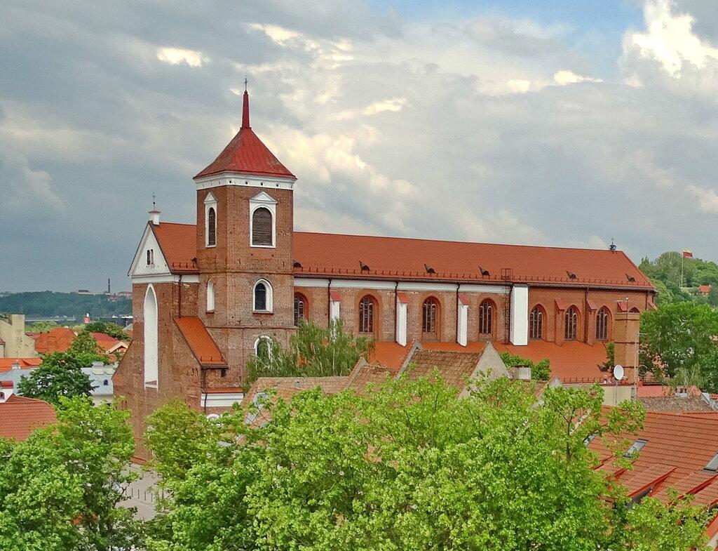 каунас собор петра и павла фото изображали свои