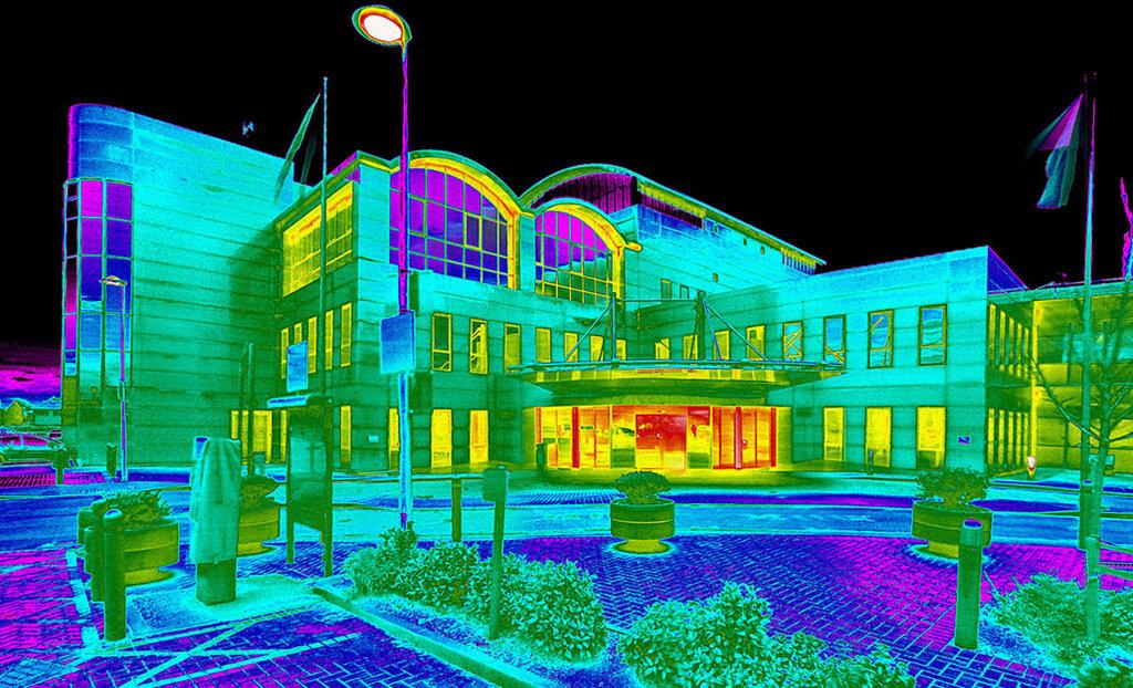 строительная экспертиза и технадзор — Лаборатория тепловизионной строительной экспертизы ТехКонтроль — Москва, фото №2