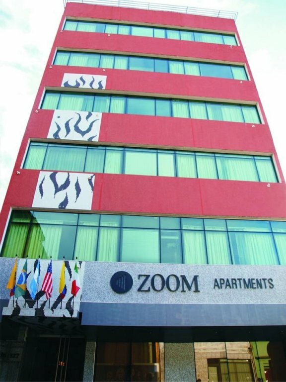 Zoom Apartments Boutique Hotel