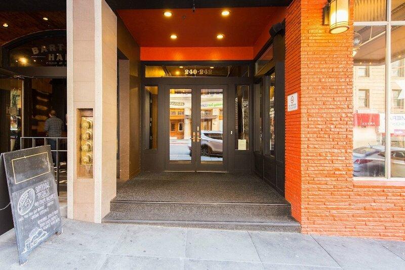 Pod Room O'Farrell St Union Square