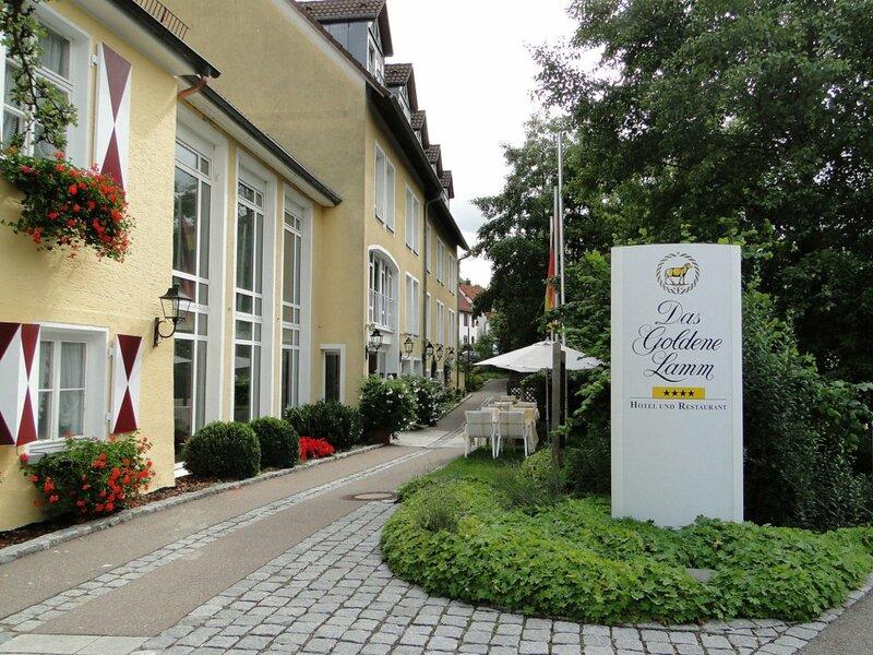 Hotel Das Goldene Lamm