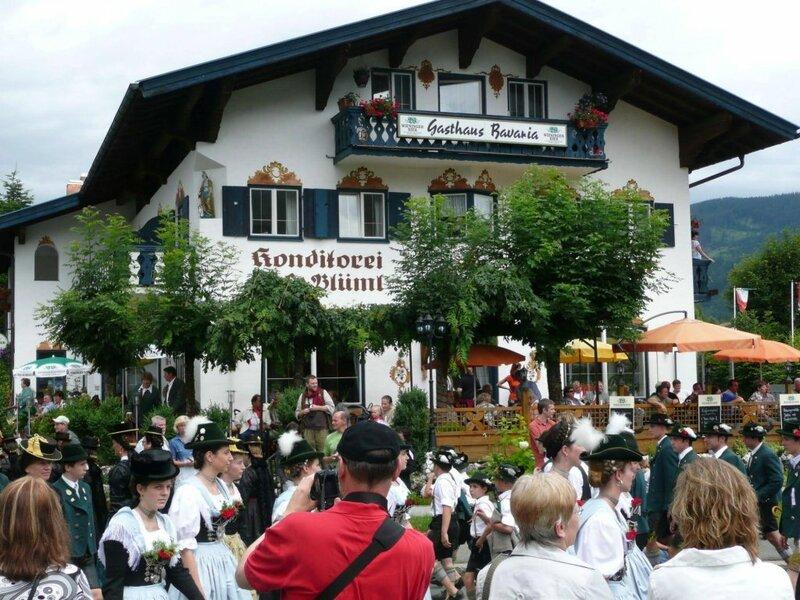 Hotel Gasthaus Café Bavaria