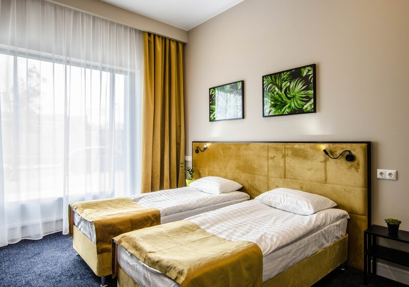 Green loft hotel