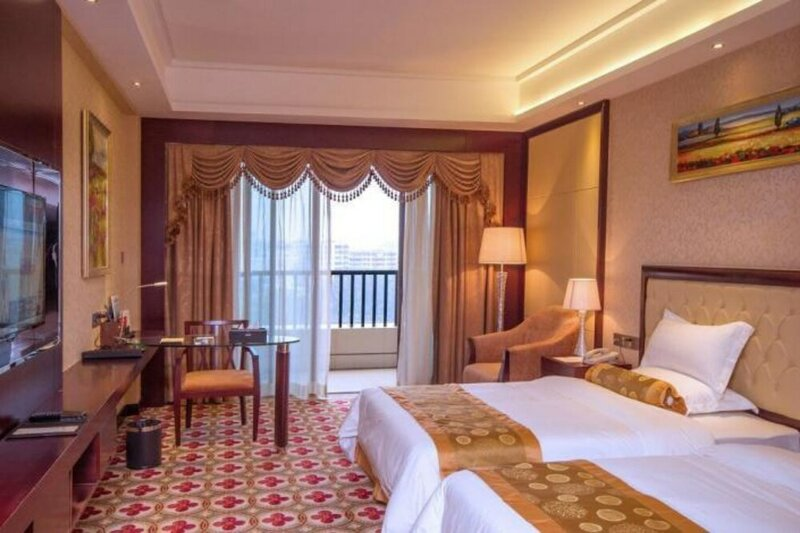 Taishan Bojue Hotel Previous Jie'aosi International Hotel
