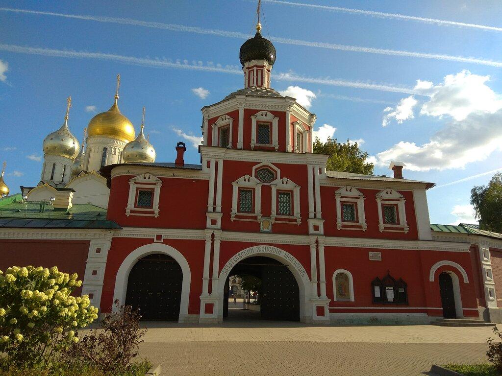 где находится зачатьевский монастырь в москве фото можете заказать