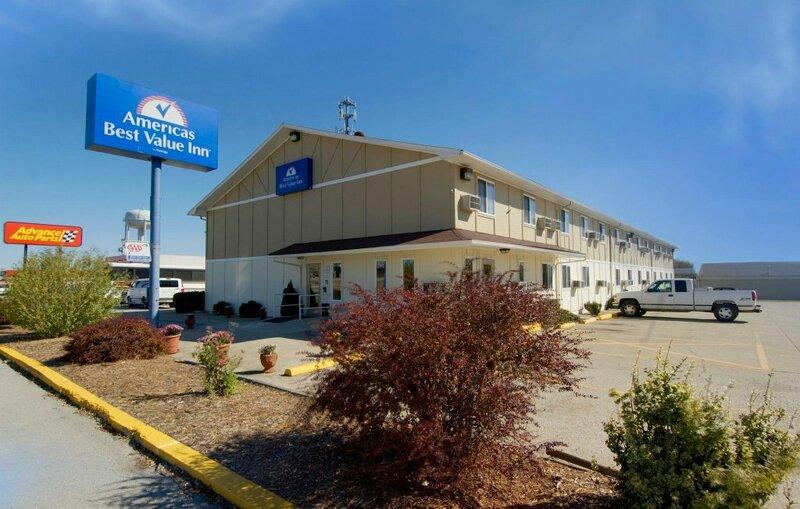 Americas Best Value Inn-Frankfort