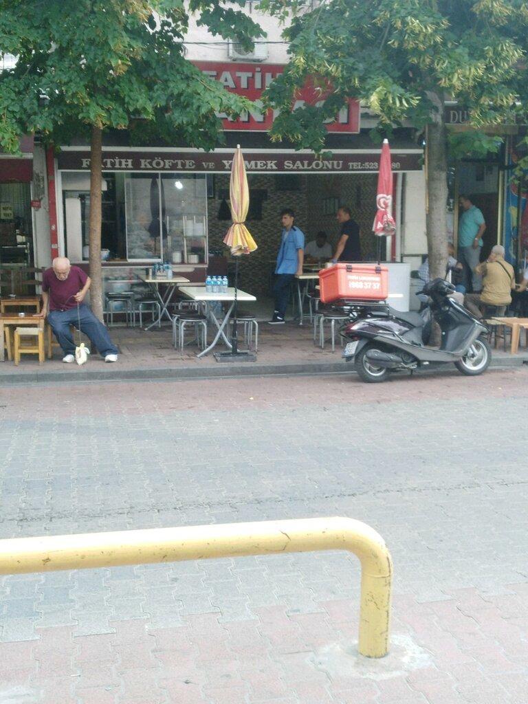 kafe — Fatih Köfte ve Yemek Salonu — Fatih, foto №%ccount%