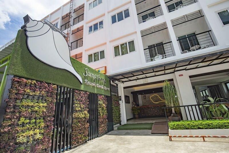 Отель Sungthong Kamala Phuket