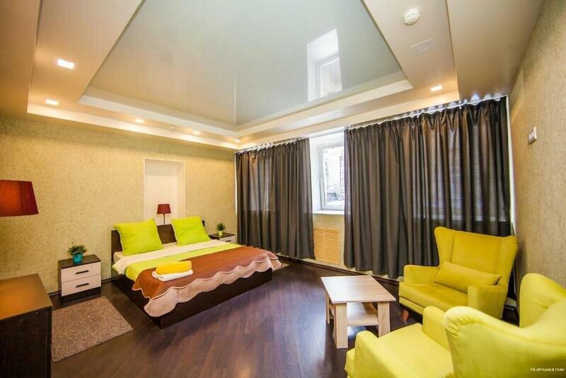 ProLoft Hotel&Hostel
