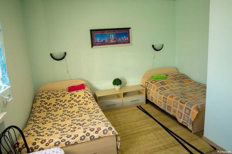 Гостиница Кулунда