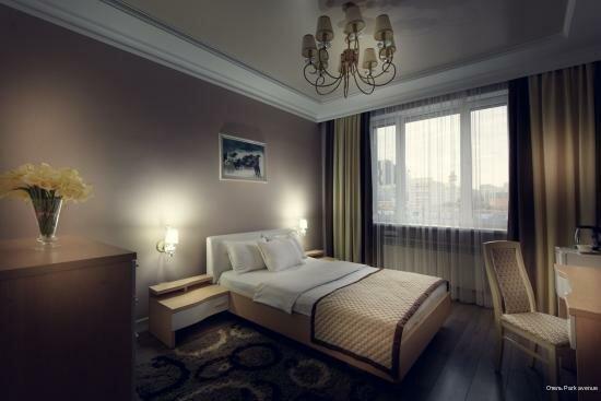гостиница — Отель Park avenue — Нур-Султан, фото №2