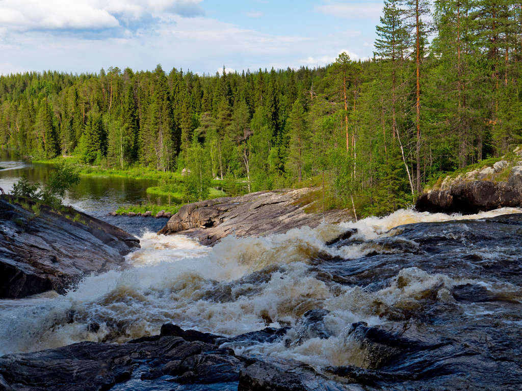 водопад — Водопад КУМИ — undefined, фото №6