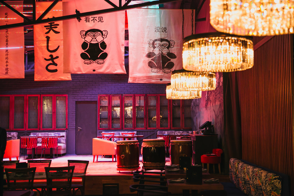 ресторан — Mandarin Square — Санкт-Петербург, фото №6