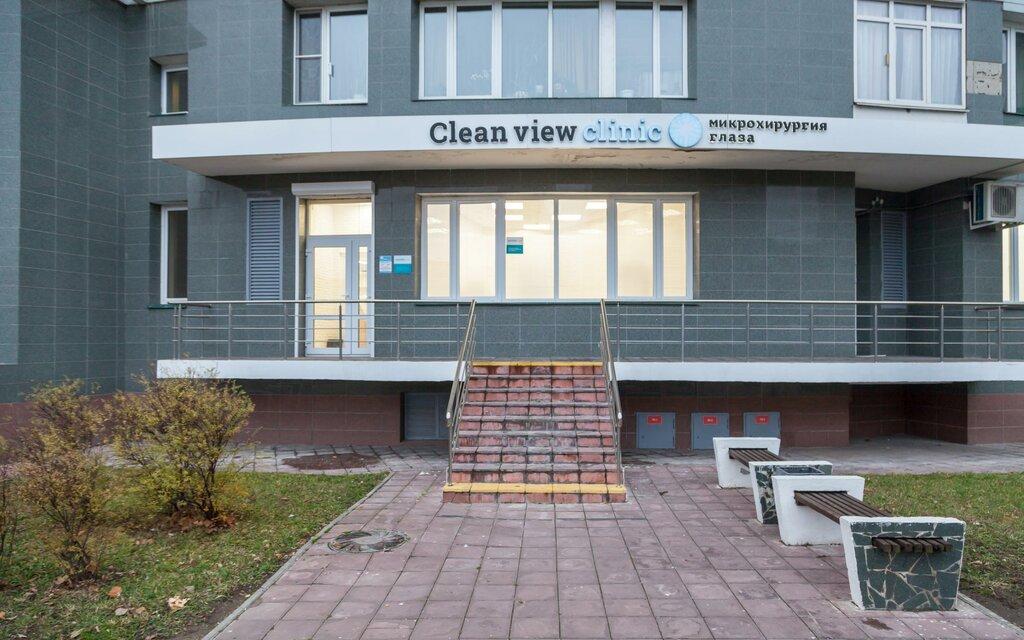 коррекция зрения — Clean View Clinic — Москва, фото №2