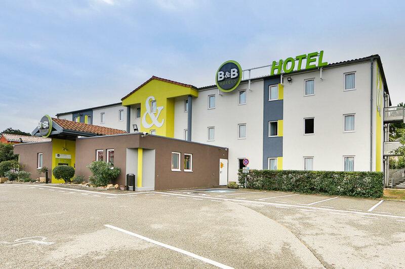 B&b Hotel Montelimar Nord