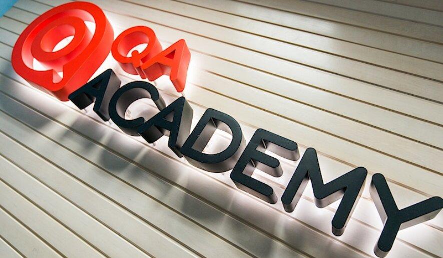 компьютерные курсы — Qa Academy — Минск, фото №1