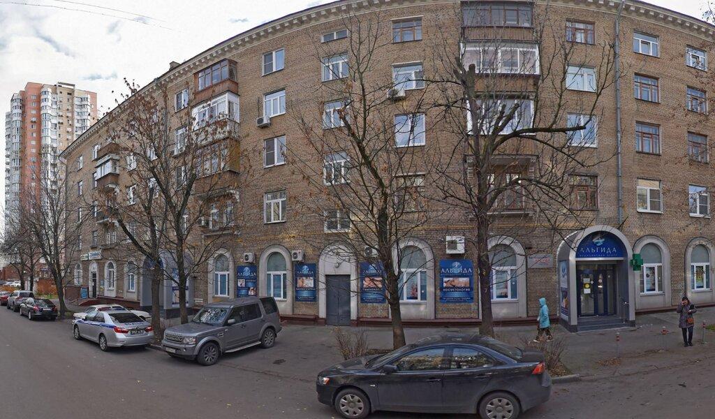 Панорама медцентр, клиника — Медицинский центр Альгида — Москва, фото №1