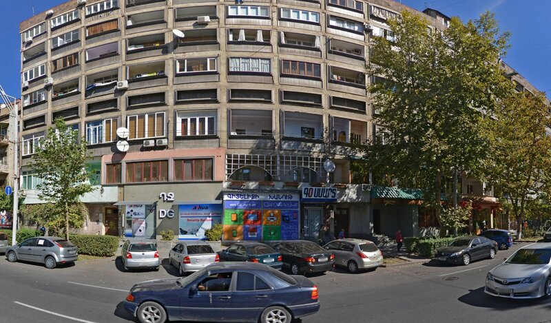 One Bedroom Apartment in the Center of Yerevan
