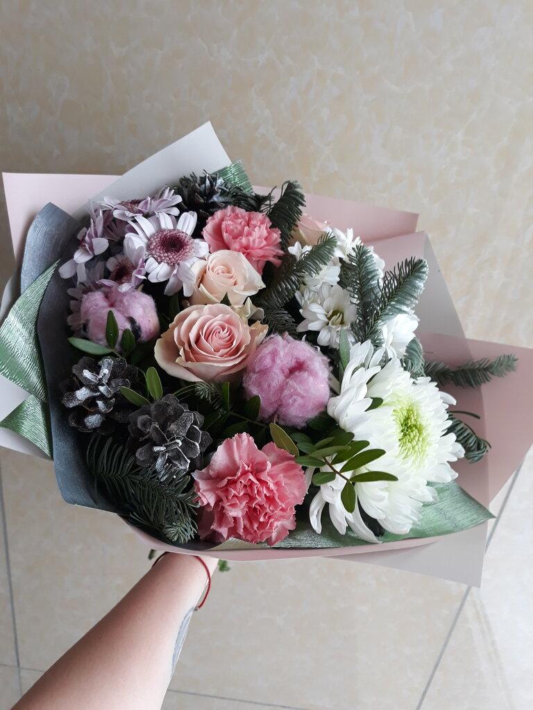 Подарить цветы, магазин цветов в сарове