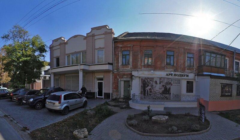 Apartment 1 na Komsomolskoy