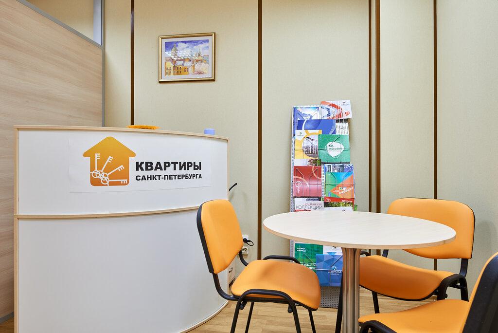 агентство недвижимости — Квартиры Санкт-Петербурга — Санкт-Петербург, фото №2