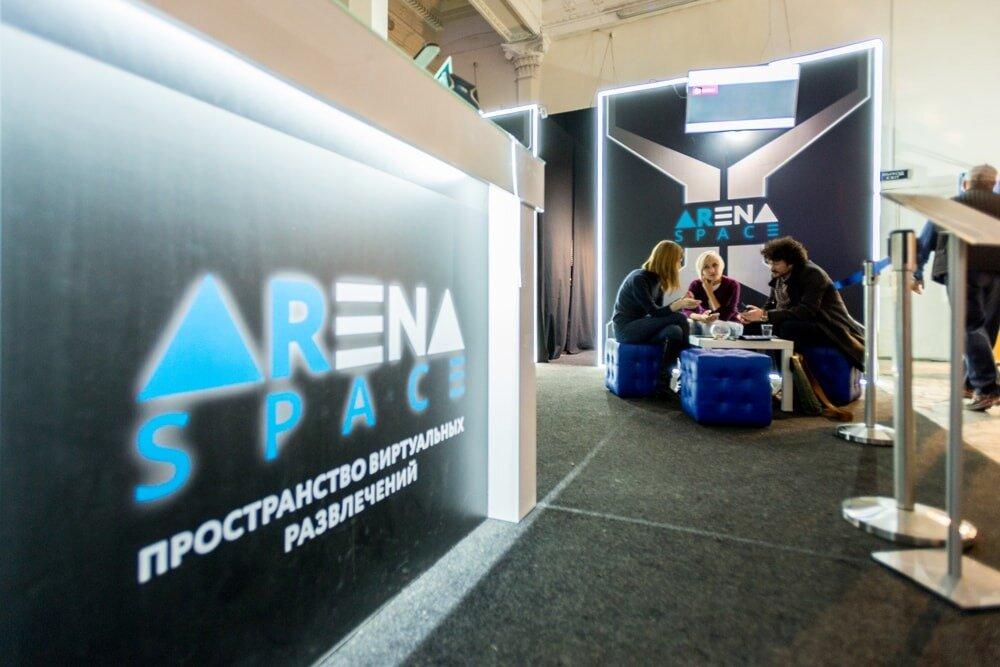 клуб виртуальной реальности — ARena Space - центральный офис — Москва, фото №1