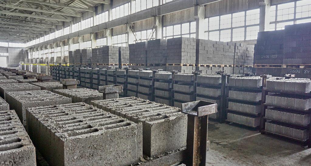 технология производства керамзитобетонного блока