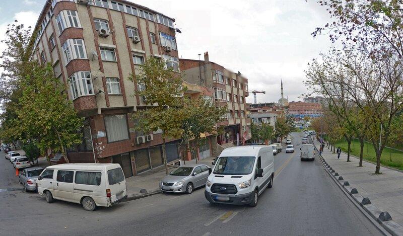 Ömer Agah Istanbul Hotel Bayrampasa