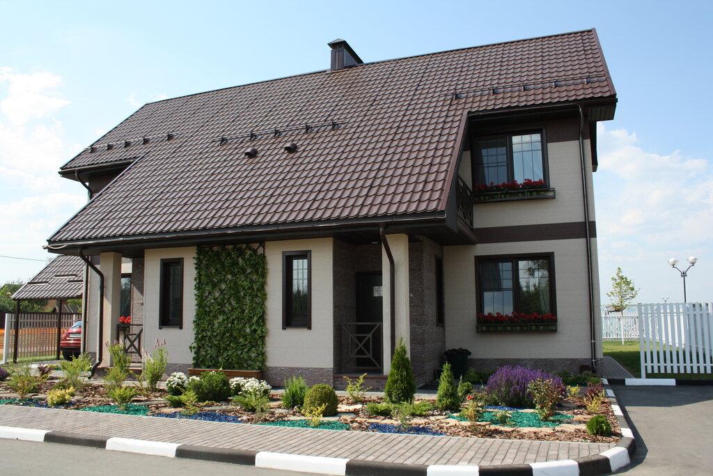 коттеджный поселок варежки купить дом