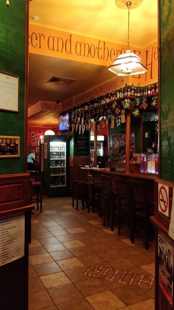pub, bar — Molliy O'Brian — Saint Petersburg, фото №6