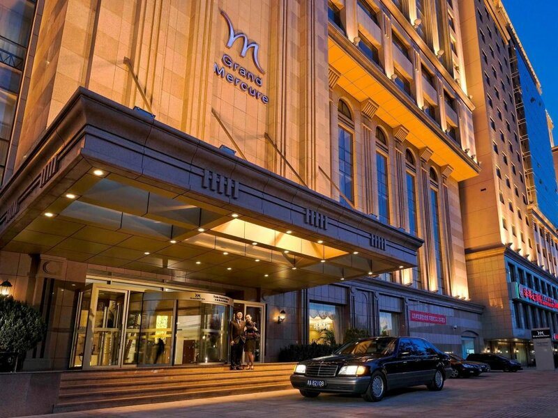 Teda Hotel Dalian
