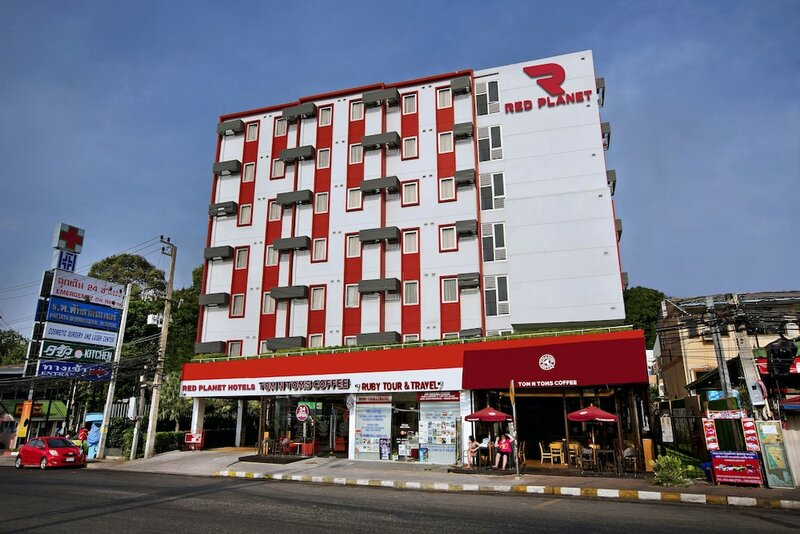 Red Planet Pattaya