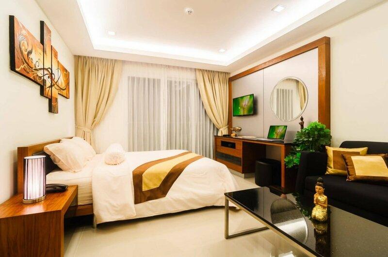 Luxury Cosy Beach View Condominium