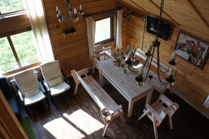 Отель White Goat Farm