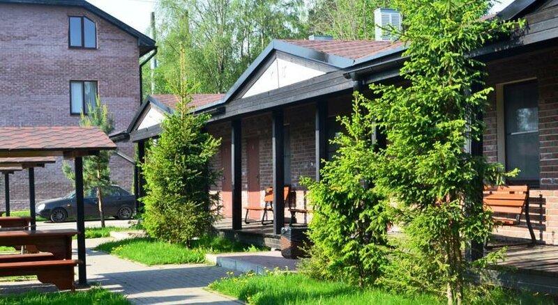 Апартаменты Коробицыно Каскад