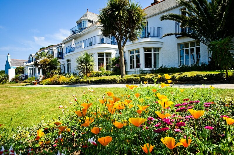 Herm Island White House Hotel