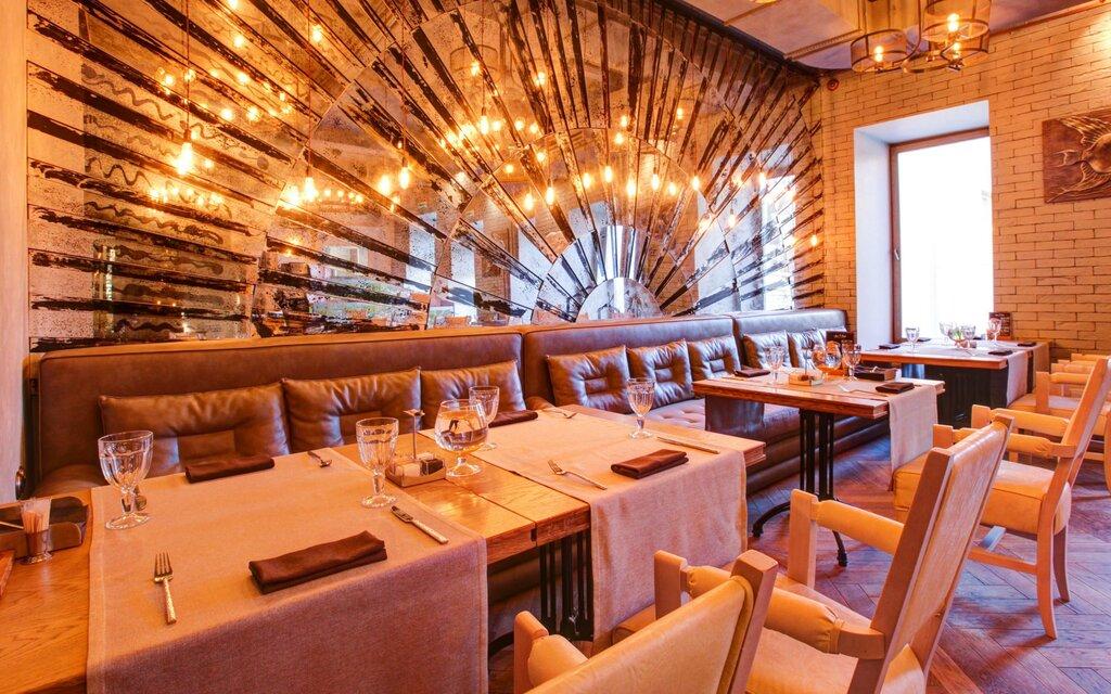 ресторан — Ресторан Мясо & Рыба — Москва, фото №1