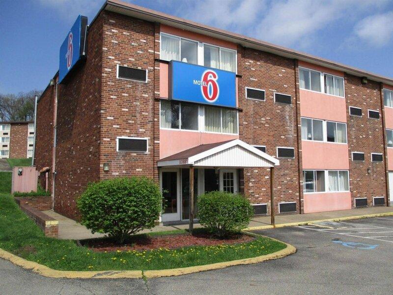 Motel 6 New Stanton, Pa